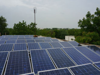 Informing the Indo-German Solar Energy Partnership
